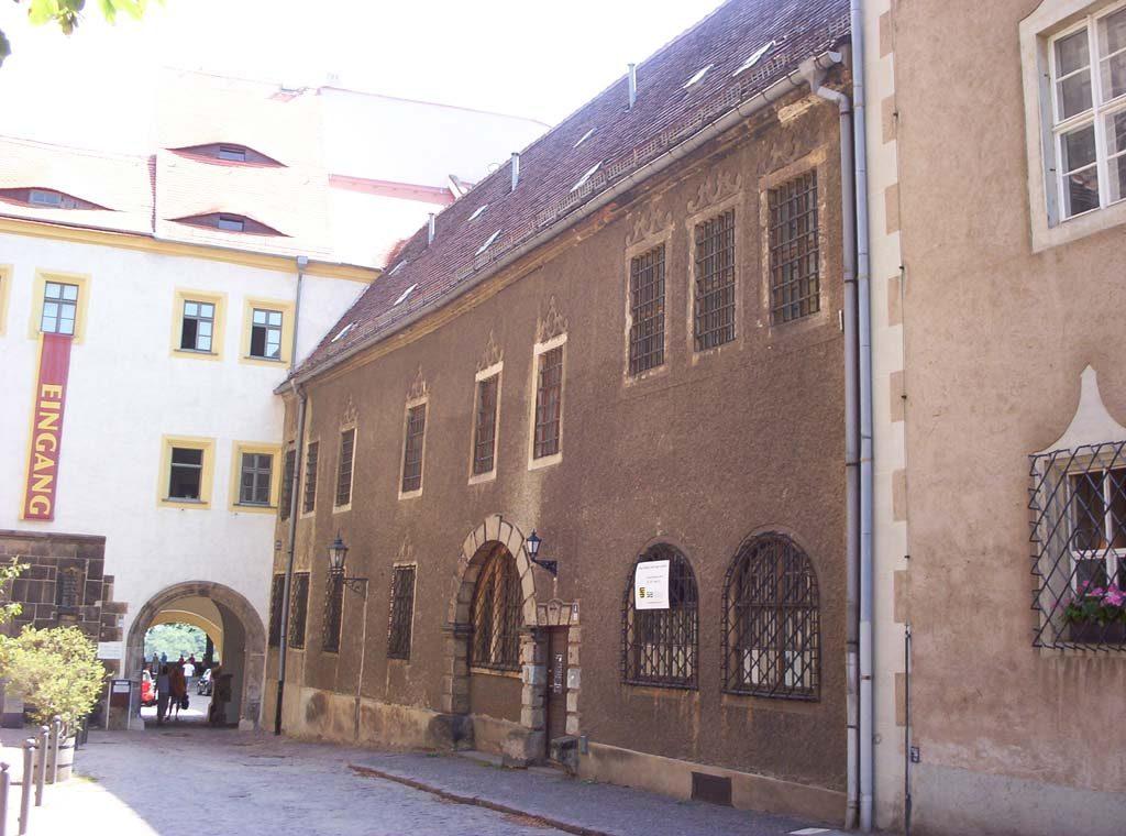 Revitalisierung ehemaliges Gefängnis   Meissen