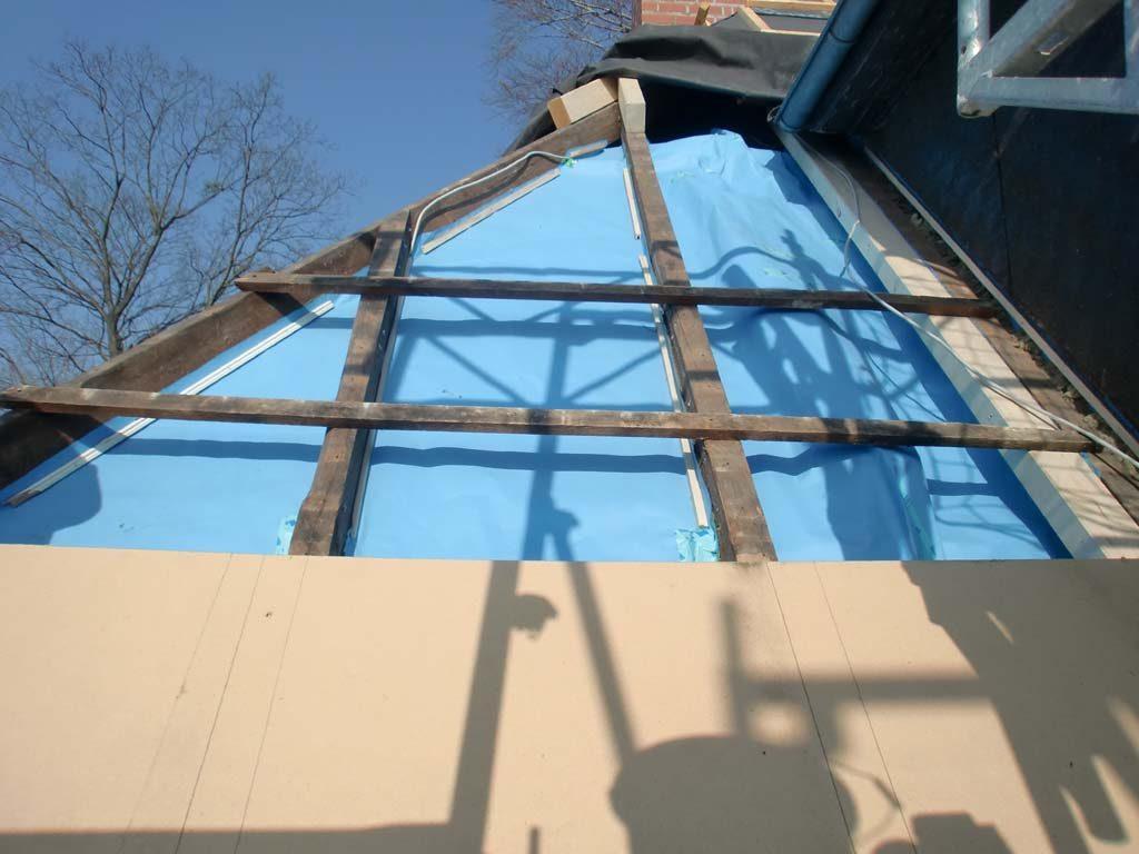 Energetische Sanierung eines Mehrfamilienwohnhauses | Dresden-Strehlen