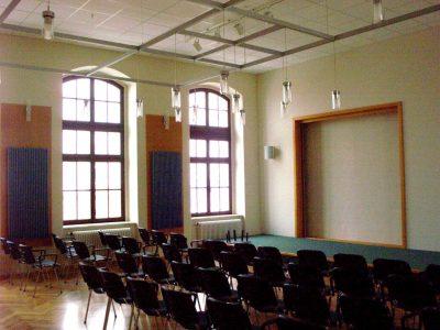 Innenraumgestaltung und Brandschutzmaßnahmen für eine Förderschule | Riesa