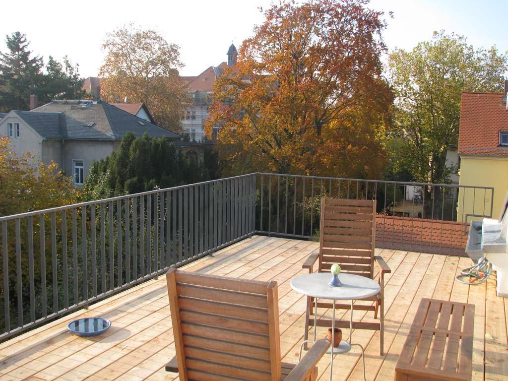 Umbau und energetische Sanierung des ehem. Helenenheimes in ein Mehrfamilienwohnhaus | Dresden-Blasewitz