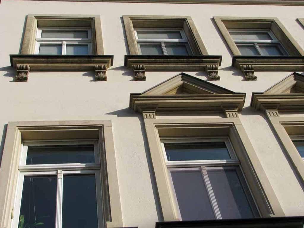 Fassadensanierung Striesener Kaffeemühle | Dresden