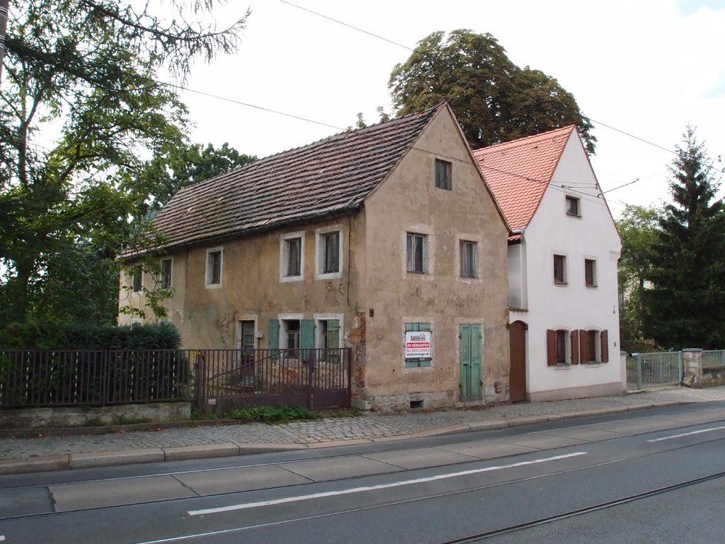 Dieses ehemalige Handwerkerhaus stand vor dem Abriss | Dresden-Alttolkewitz
